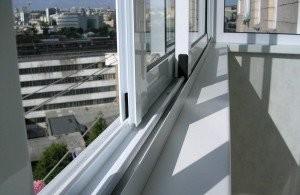 Раздвижное остекление балконов и лоджий