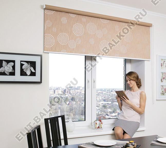 rull 6 - Рулонные шторы для пластиковых окон
