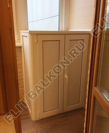 shkaf elinbalkon3 387x291 - ПВХ распашной шкаф на балкон