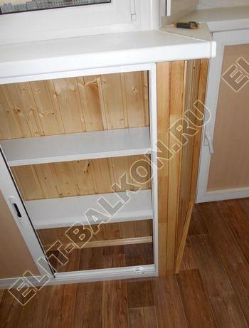 shkaf razdvizhnoj na balkon 10 387x291 - Фото шкафов на балконы из алюминия (Provedal)