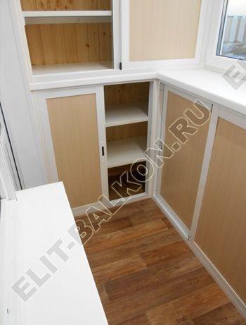 shkaf razdvizhnoj na balkon 3 387x291 - Фото шкафов на балконы из алюминия (Provedal)