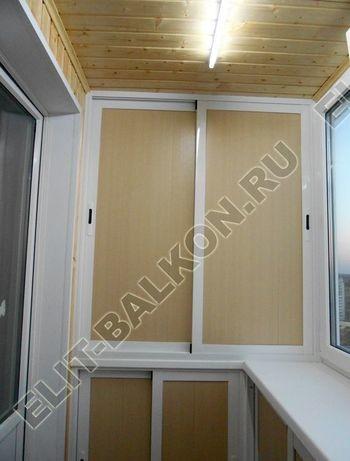 shkaf razdvizhnoj na balkon 34 387x291 - Фото шкафов на балконы из алюминия (Provedal)