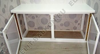 skaf243 1 250x188 - Алюминиевый поликарбонат – шкаф на балкон