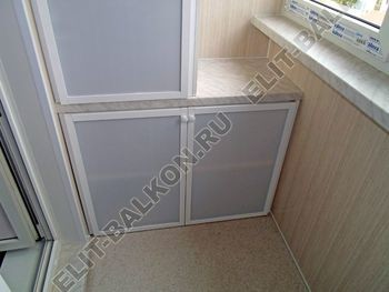 skaf259 1 250x188 - Алюминиевый поликарбонат – шкаф на балкон