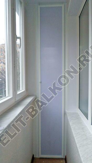 skaf266 250x188 - Алюминиевый поликарбонат – шкаф на балкон