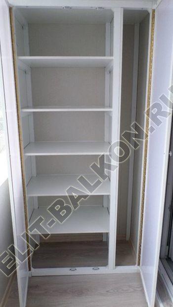 skaf268 250x188 - Алюминиевый поликарбонат – шкаф на балкон