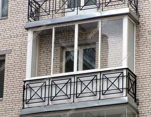 Фото - Slidors остекление балконов (№4)