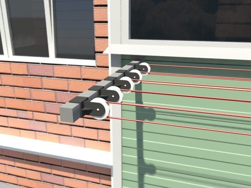 sushka2 - Сушилки на балкон для белья