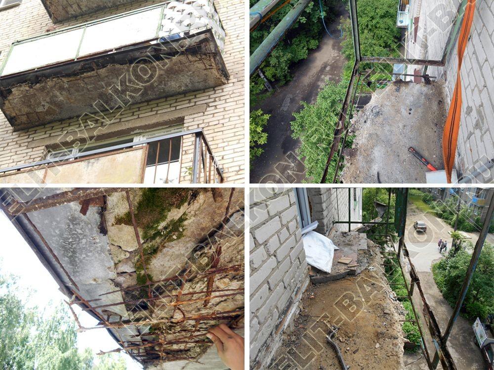 Ремонт лоджии или балкона