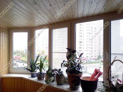 vagonkaderev 1 - Отделка балкона и лоджии деревянной вагонкой