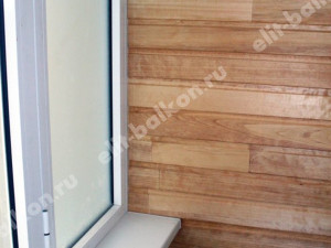 vn otd der 300x225 - Внутренняя отделка балконов