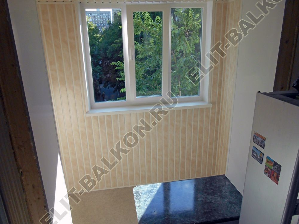 Объединение балкона и лоджий с комнатой и кухней