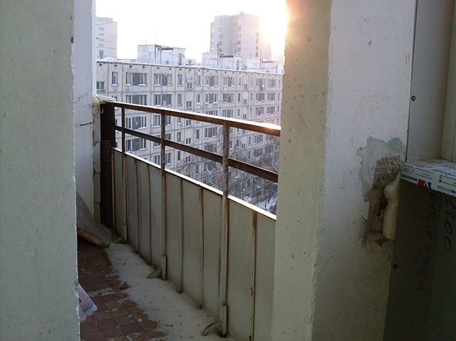 2 1 - Укрепление балконов и лоджий
