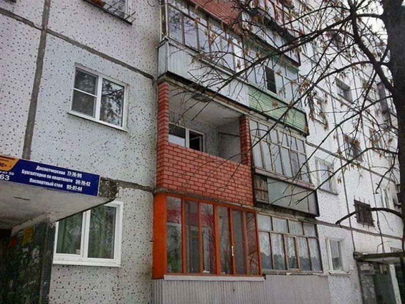 Ремонт и утепление балконов и лоджий