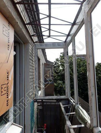balkon 110 387x291 - Каркас крыши балкона