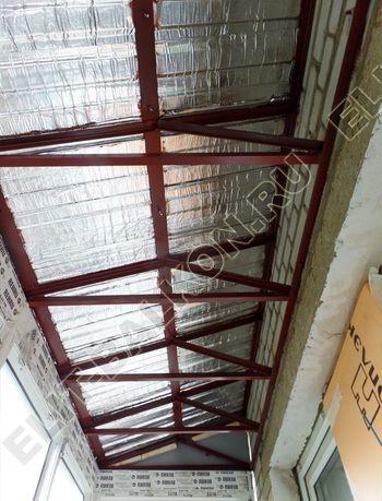 balkon 114 387x291 - Каркас крыши балкона