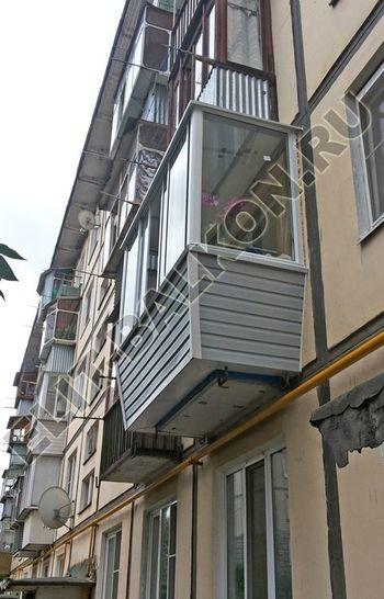 balkon 15 250x188 - Фото остекления одного балкона № 10