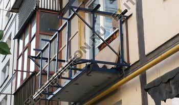balkon 7 250x188 - Фото остекления одного балкона № 10