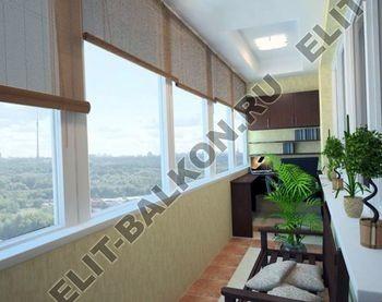 Благоустройство балкона. Дизайнерские решения.
