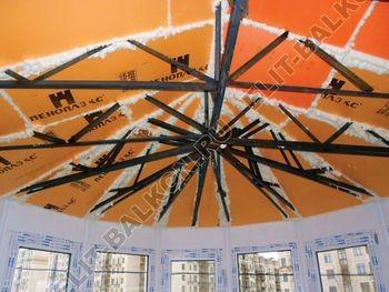 roof 12 250x188 - Каркас крыши балкона