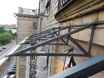 roof 13 250x188 - Каркас крыши балкона