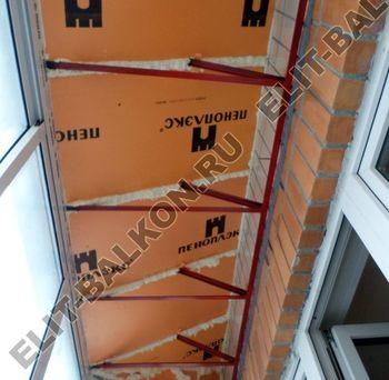 roof 38 250x188 - Каркас крыши балкона