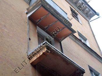 Каркас крыши