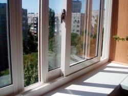 Теплое остекление балконов и лоджий под ключ
