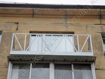 ukreplenie11 250x188 - Монтаж нового парапета балкона, укрепление бетонной плиты. Фото одного балкона.