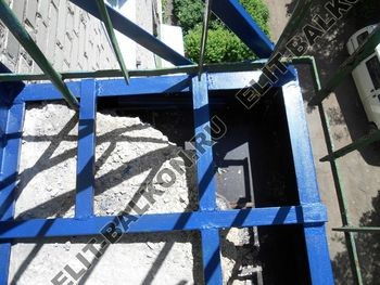 ukreplenie3 250x188 - Укрепление балконной плиты. Фото одного балкона.