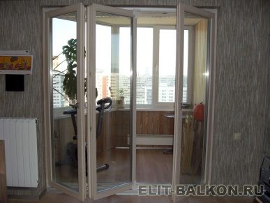 dveri garmoshka elitbalkon 2 1 387x291 - Раздвижные двери