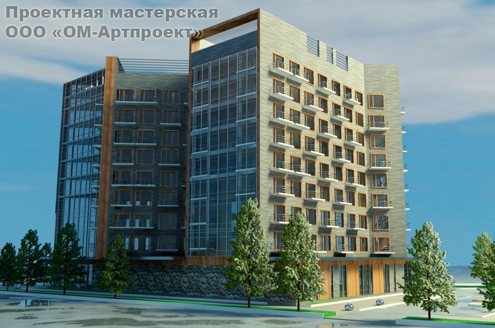 om9 - Проектная мастерская ООО «ОМ-Артпроект»