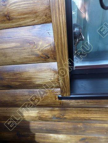 otd wood4 250x188 - Внутренняя отделка балкона деревом