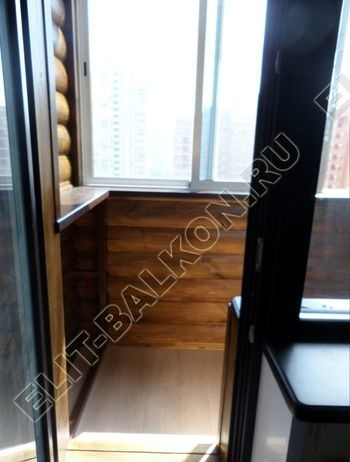 otd wood6 250x188 - Внутренняя отделка балкона деревом