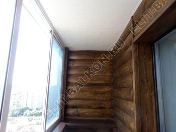 otd wood7 250x188 - Внутренняя отделка балкона деревом