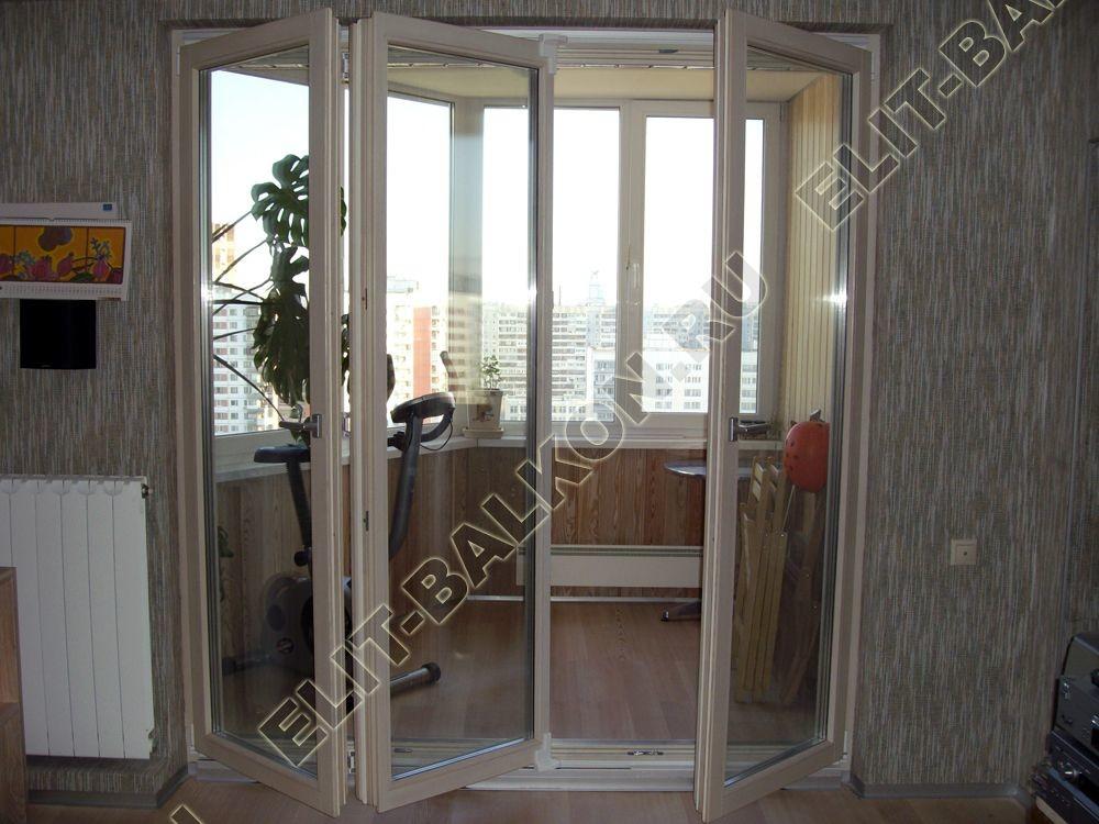 razdvizhnye dveri garmoshka - Двери