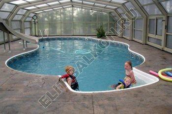 Остекление бассейнов