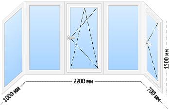 tep ws 5 1 - Теплое остекление балкона и лоджии