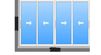 window 6 - Холодное остекление балконов и лоджий