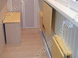 skaf257 250x188 - Шкаф на балкон распашной деревянный