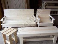 wood 3 250x188 - Шкаф на балкон распашной деревянный