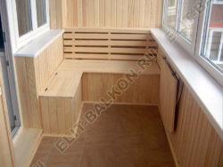wood 8 250x188 - Шкаф на балкон распашной деревянный