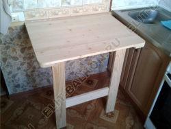 wood 9 250x188 - Шкаф на балкон распашной деревянный