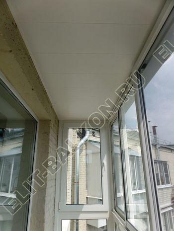balkon 100 387x291 - Фото остекления одного балкона № 2