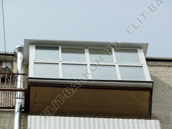 balkon 104 387x291 - Фото остекления одного балкона № 2