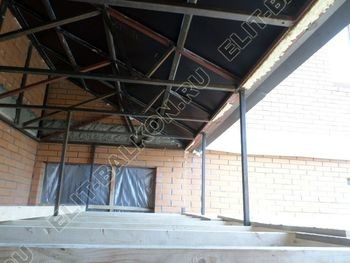 balkon 32 2 387x291 - Фото помоста под мягкую кровлю