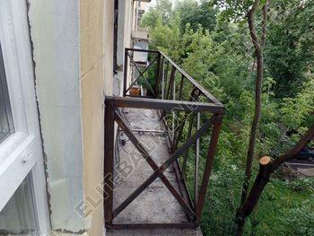balkon 58 387x291 - Фото остекления одного балкона № 1