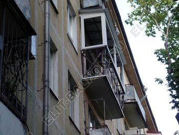 balkon 59 387x291 - Фото остекления одного балкона № 1