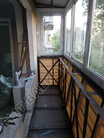 balkon 62 387x291 - Фото остекления одного балкона № 1