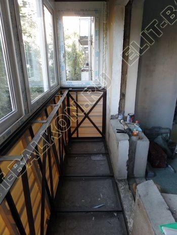 balkon 63 387x291 - Фото остекления одного балкона № 1